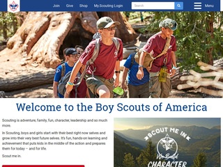 http://www.scouting.org/